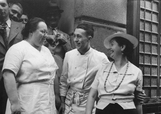 La mère Brazier - Une cuisine gastronomique